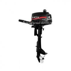 Лодочный мотор HDX Т 4 BMS New