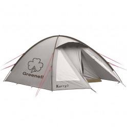 Палатка GREENELL Керри  2V3 коричневый 225*295,высота 120см.