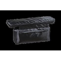 Комплект мягких накладок 700*200 черные