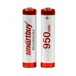 Аккумулятор NiMh Smartbuy AAA/2B 950 mAh