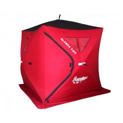 Палатка рыбака зимняя ALASKA 3 pro canadian camper