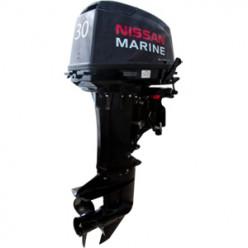 Лодочный мотор Nissan Marine NS 30 H 1 51кг