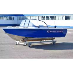 Алюминиевый катер Wyatboat-430 DCM NEW