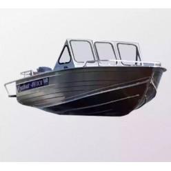 Алюминиевый катер Wyatboat-490 DCM Pro