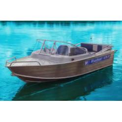 Алюминиевый катер Wyatboat-430 M