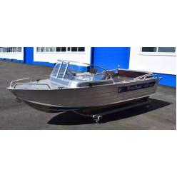 Алюминиевый катер Wyatboat-430 Pro