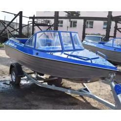 Алюминиевый катер Неман-450