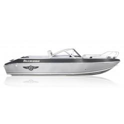 Лодка Волжанка 49 Фиш транец 510мм с доп.опциями 493413