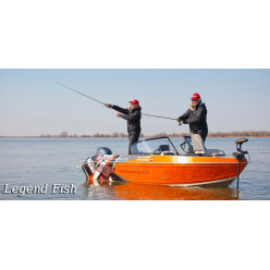 Лодка Волжанка 49 Legend Fish SL