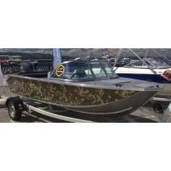 Лодка Волжанка 46 Классик транец 510мм с доп. опциями RU-ABS46645K717