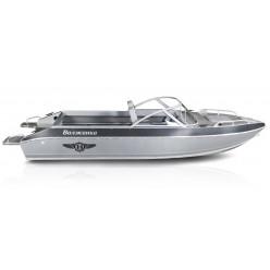 Лодка Волжанка 47 Классик транец 510мм с доп. опциями RU-ABS47195J717