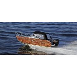 Лодка Волжанка 59 Двухконсольная