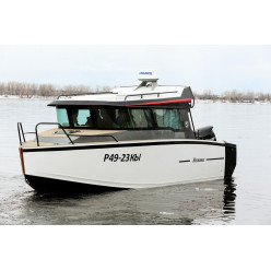Лодка Волжанка 65 Кабин