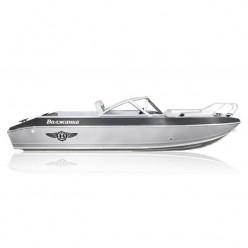 Лодка Волжанка 49 Фиш транец 510мм с доп.опциями 493480