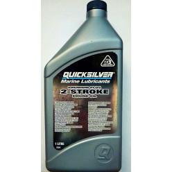 Моторное масло Quicksilver Premium Plus 2T 1л 92-858026QB1
