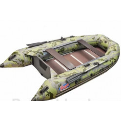 Лодка Roger Hunter Keel 3500 AI пиксель Беж