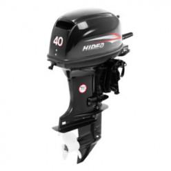 Лодочный мотор Hidea HD40FES-T (гидроподьем)