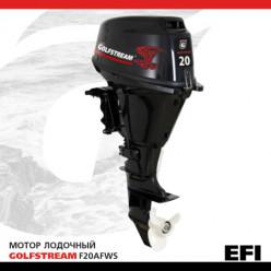 Лодочный мотор Golfstream F40FWL-T