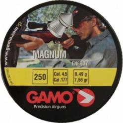 Пули пнев.GAMO Magnum 4.5мм  250 шт