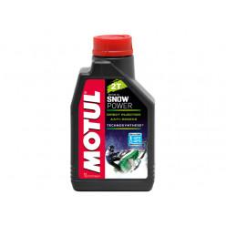 MOTUL SnowPower 2T для снегохода п/синтетика 1л