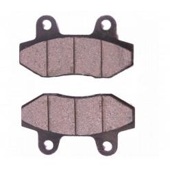 Колодки тормозные дисковые(зад) ТТR250