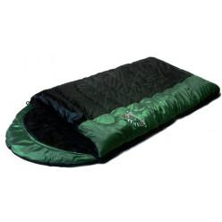 Спальный мешок TRAVELLER R-zip от -6 C (с подголовником 230*90)
