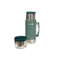 Термос STANLEY Legendary Classic0.7 L Food Flask темно-зеленый (10-01229-020)