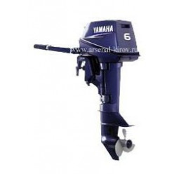 Лодочный мотор YAMAHA 6 CMHS