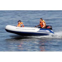 Лодка надувная Badger Heavy Duty 430 AL