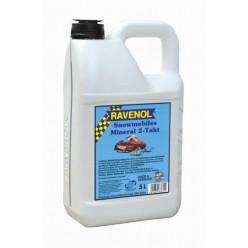Масло RAVENOL SNOWMOBILES Mineral 2-Takt 5л минеральное  для снегоходов