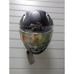 Шлем снегоходный F-349 черн.гл AC187664-02XL