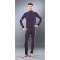 Фуфайка Guahoо мужская Fleece 700Z/DVT темно-фиолетовая 3XL