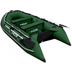 Лодка ПВХ надувная HDX OXYGEN 300AL зеленый