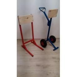 Тележка-стойка для хранения и транспортровки СТК