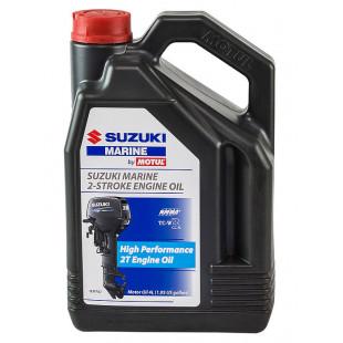 Моторное масло MOTUL Suzuki Marine 2T 4л