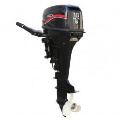 Лодочный мотор HDX ТЕ 18 BMS R-series Endura 2-тактный