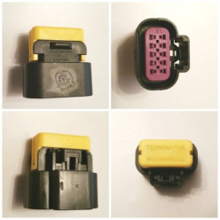 Клемма/резистор соеденительной коробки SmartCraft 859318Т1
