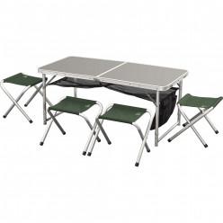 Набор складной мебели FTFS-1 V2 зеленый