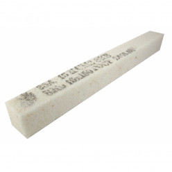 Точильный камень 10*10*15 белый