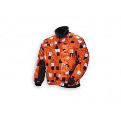 Куртка Фризон 5240-196 оранжевая XL