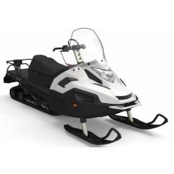 Снегоход STELS СТАВР MS600 чёрный