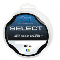 Плетеный шнур Climax Select Braided Floating 0.14мм100м серая