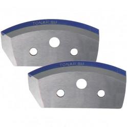 Ножи к ледобуру ICEBERG-130 (L) для V2.0 мокрый лед