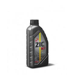 Масло ZIC M7 4T10W-40 SL синтетическое для мото техники 1л
