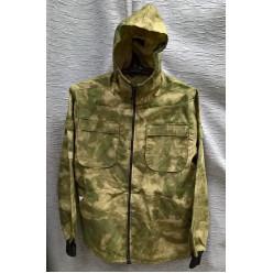 Костюм Полевой-1 Атака зеленый р-р 52