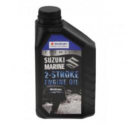 Масло Suzuki Marine Premium 2T 1литр минеральное