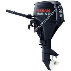 Лодочный мотор Nissan Marine NSF 9.8 A3 1