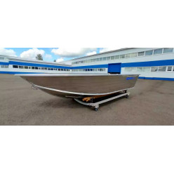 Алюминиевая лодка Неман 400