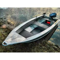 Алюминиевая лодка Wyatboat 390 У