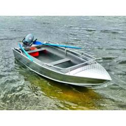 Алюминиевая лодка Wyatboat-390 M
